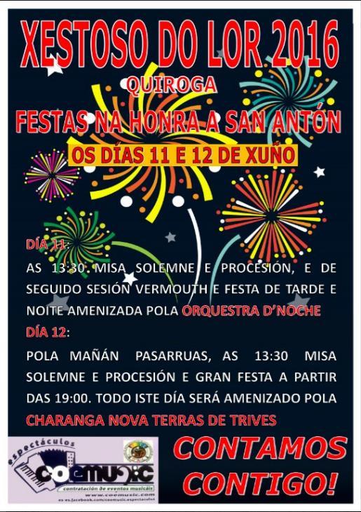 xestoso festas2016