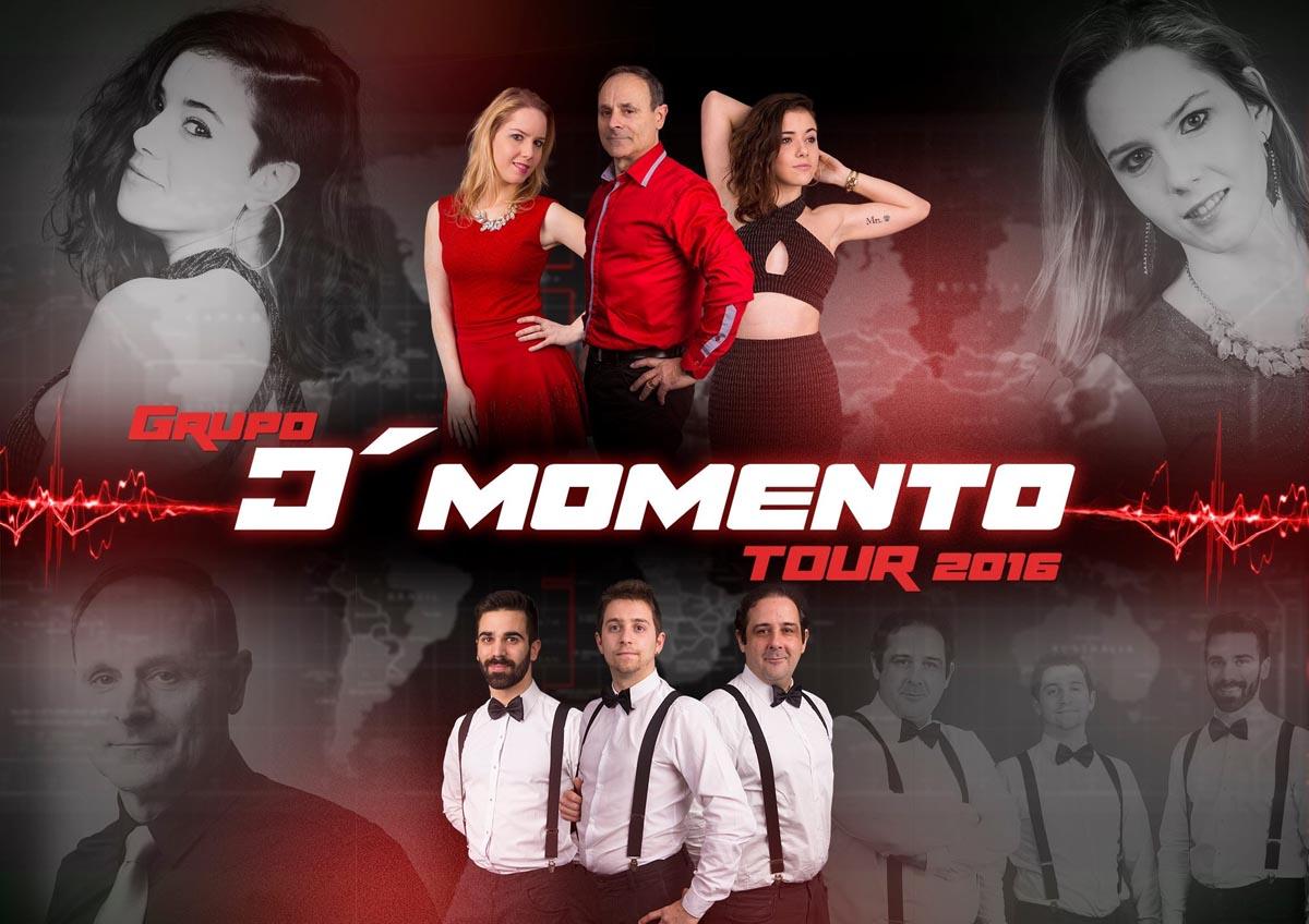 Grupo D'Momento