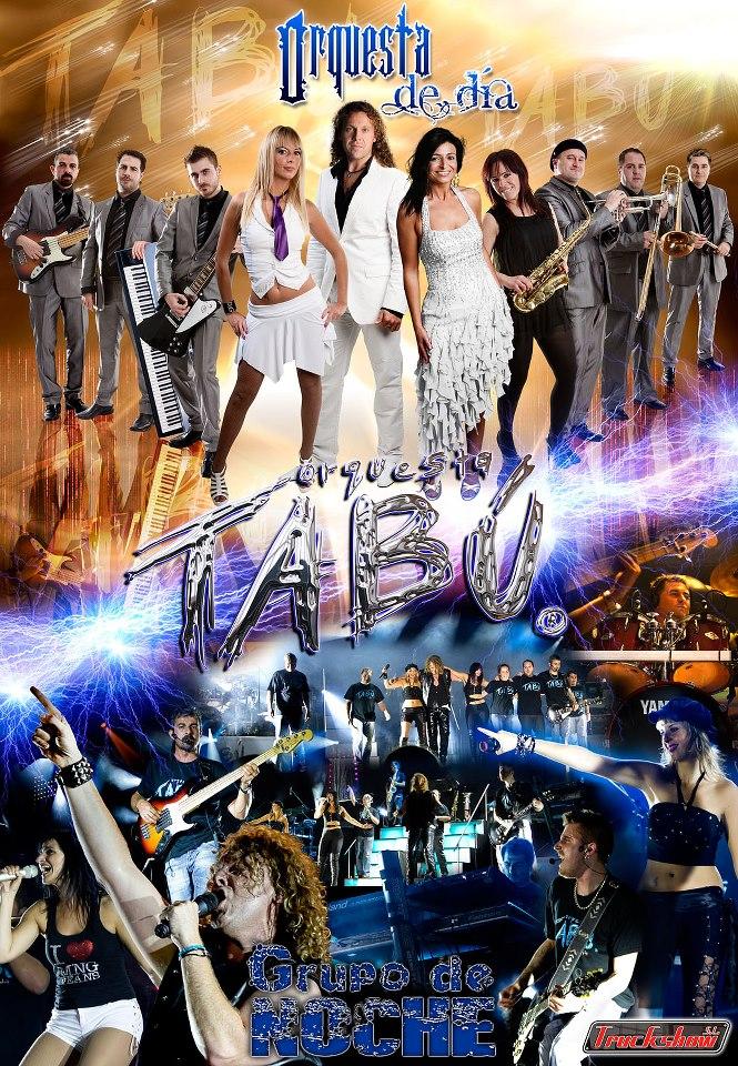 Grupo Orquesta Tabú