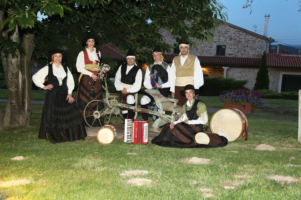 Grupo de gaitas Brabán (A Pobra do Brollón)
