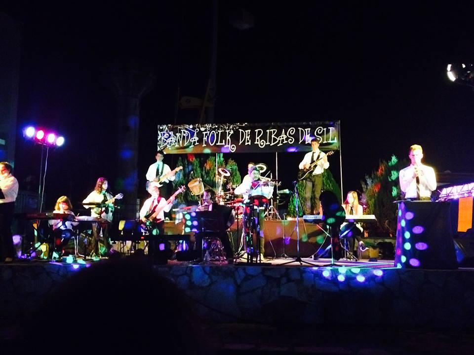 Banda folk de Ribas de Sil
