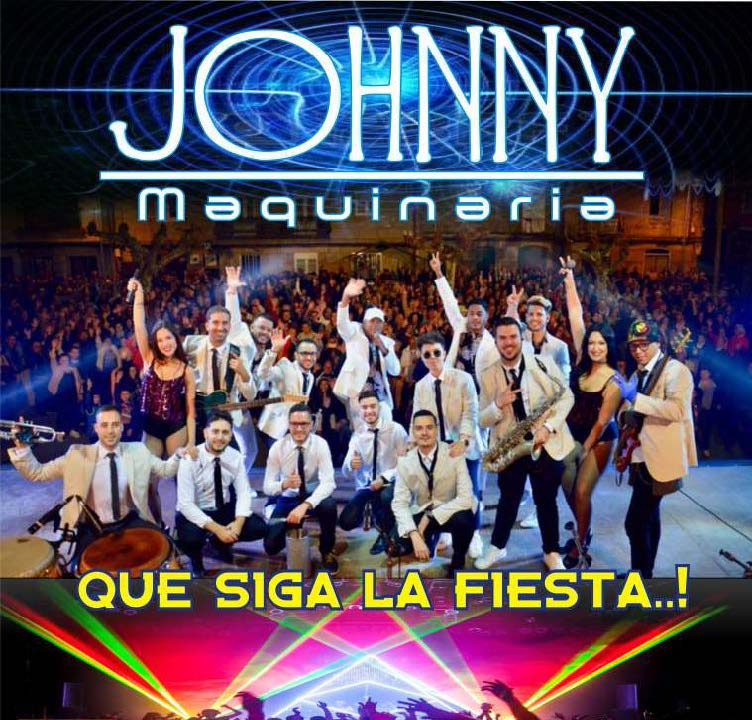 Orquesta Johnny Maquinaria