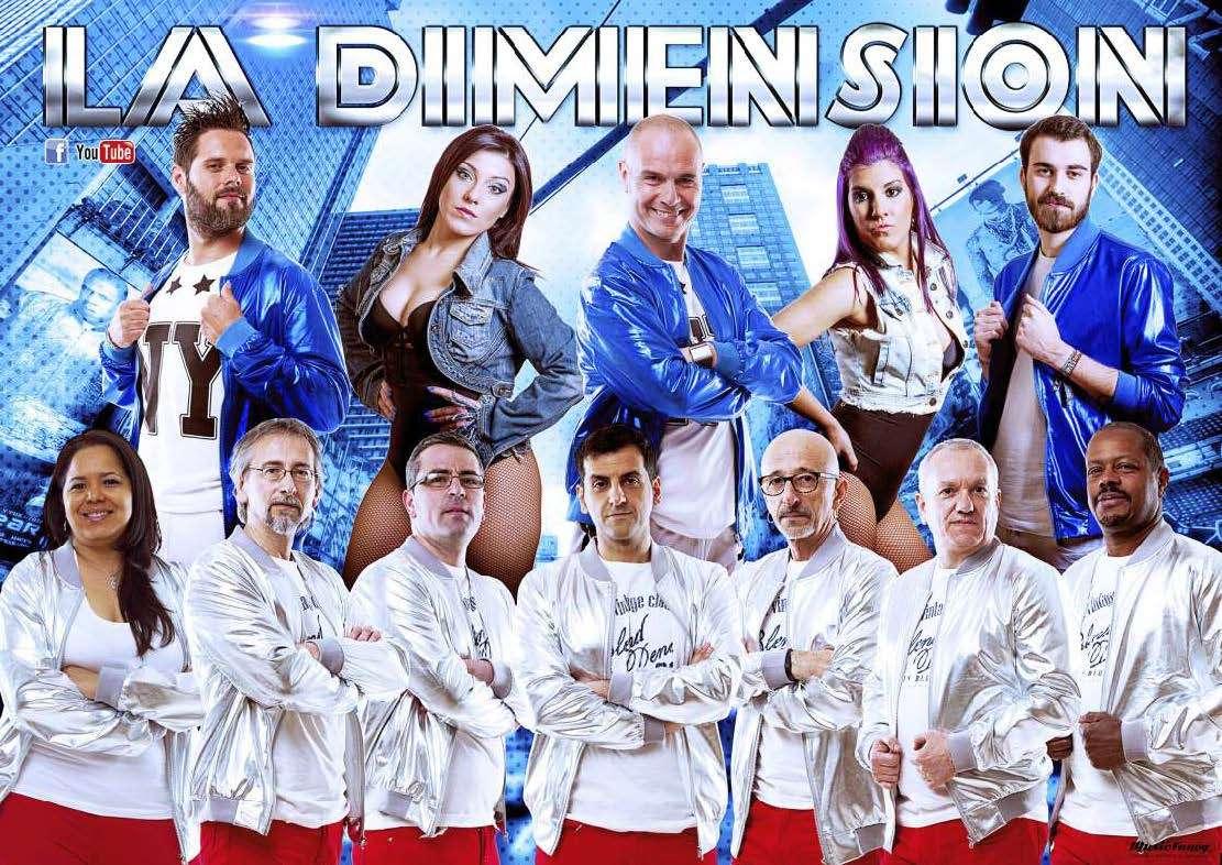 Orquesta La Dimensión
