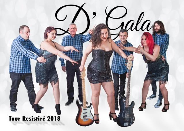 Grupo D'Gala