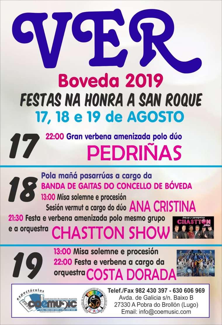 coemusic festas san roque 2019 ver
