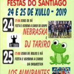 coemusic festas santiago apostol 2019 san mamede
