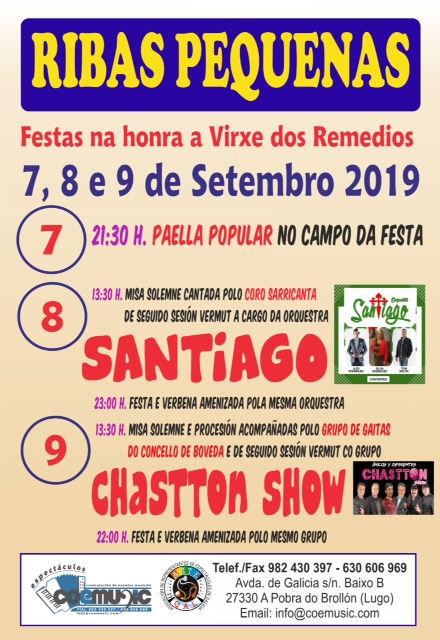 coemusic festas 2019 virxe dos remedios ribas pequenas